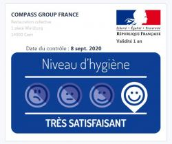 Rapport Groupe Compass France